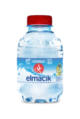 Atatürk Orman Çiftliği Elmacık 200 ml Su 1 Koli 12'li