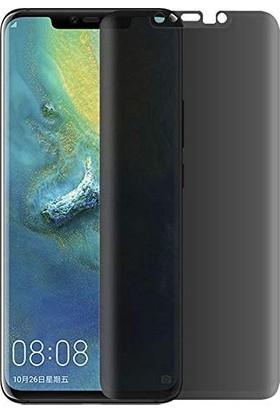 Dafoni Huawei Mate 20 Pro Privacy Curve Ekran Koruyucu