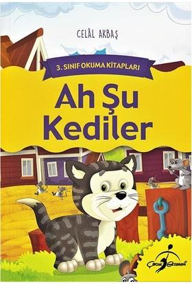Ah Şu Kediler - 3. Sınıf Okuma Kitapları