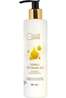 Olive Ozone Ozonlu Yüz Yıkama Jeli