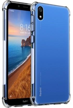 Xiaomi Redmi 7A Anti-Drop Darbe Emici Silikon Kılıf AL-30754