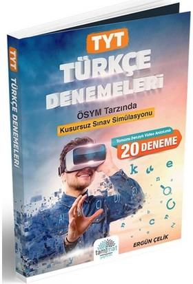 Tammat Yayıncılık TYT Türkçe Denemeleri