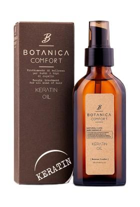 Botanica Comfort Aşırı Yıpranmış Saçlar İçin Keratin Bakım Yağı 100 ml