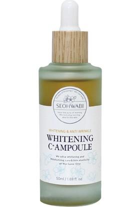 Seohwabi C Vitaminli Aydınlatıcı Cilt Serumu
