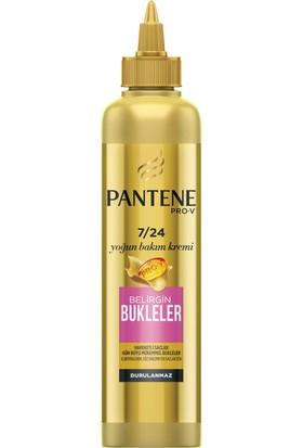 Pantene 7/24 Anında Bukle Şekillendirici 300 ml Saç Bakım Kremi