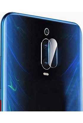 Dafoni Xiaomi Mi 9T Cam Kamera Koruyucu
