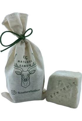 F. Ç. Naturel Sabunlar Bentonit Sabunu 100 gr