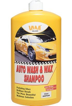 Wellmax Cilalı Şampuan