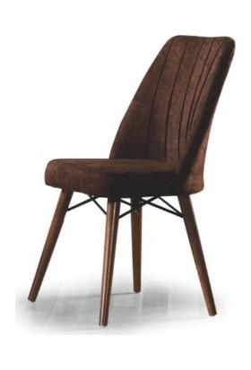 Laçes House Ahşap Ayaklı Sandalye Tasarım Ödüllü Sima Em-36