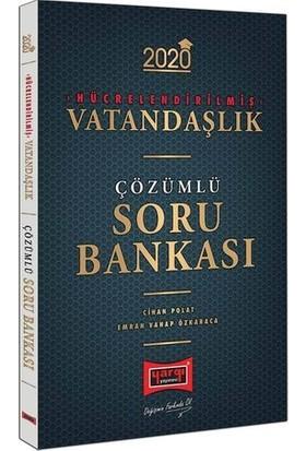 Yargı Yayınları 2020 Kpss Hücrelendirilmiş Vatandaşlık Çözümlü Soru Bankası