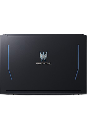 "Acer Predator PH317-53-75ME İntel Core i7 9750H 16GB 512GB SSD GTX1660 Ti Linux 17.3"" FHD Taşınabilir Bilgisayar NH.Q5PEY.006"