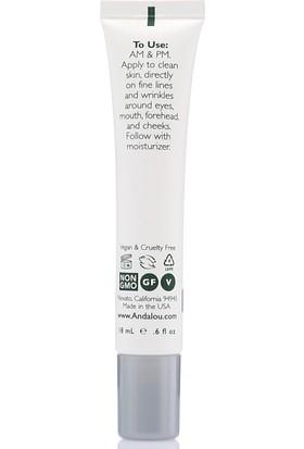 Andalou Deep Wrinkle Dermal Filler / Yaşlanma Karşıtı Vegan Göz Kremi 18 Ml