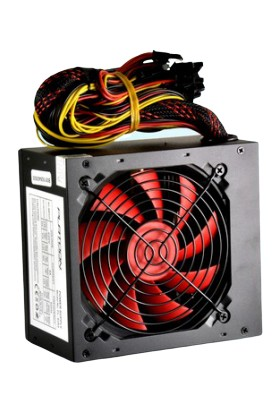 Platoon PL-9263 500W 12 cm Power Supply