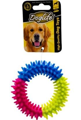 Doglife Köpekler Için Kauçuk Dikenli Ring