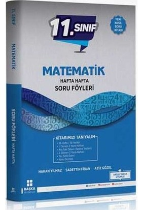 Başka 11. Sınıf Matematik Soru Föyleri