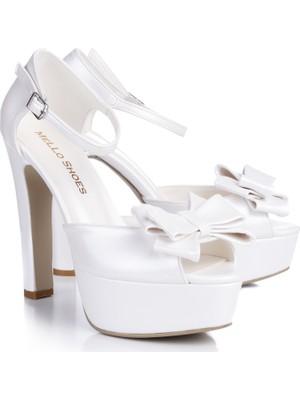 Mello Abiye Gelin Ayakkabısı