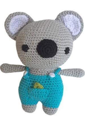 Amigurumi koala yapmayı öğreniyoruz - 10marifet.org   443x300