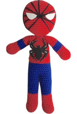 Amigurumi Spiderman (Örümcek Adam) Yapımı | Amigurumi modelleri ... | 443x300