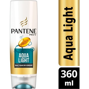 Pantene Aqualight 360 Ml Sac Bakim Kremi Fiyati