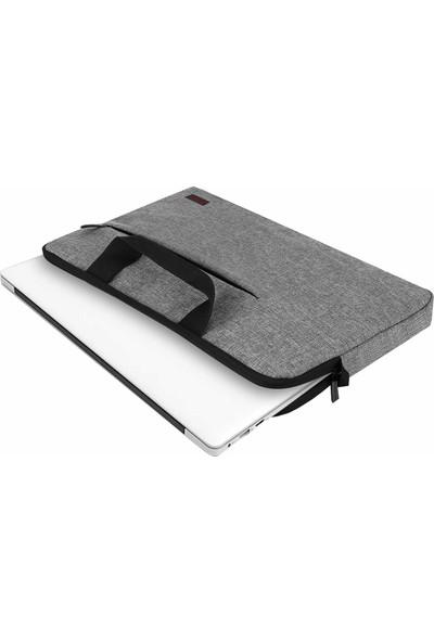 """Mack MCC-202 15.6"""" Belize Notebook Çantası Gri"""