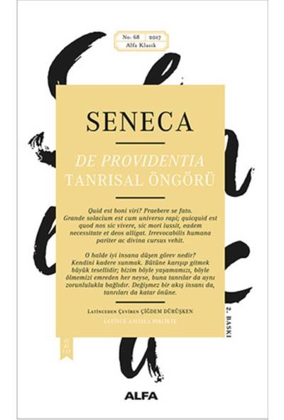 Seneca - Tanrısal Öngörü - Verıtas - Yunan Ve Latin Klasikler - Lucius Annaeus Seneca
