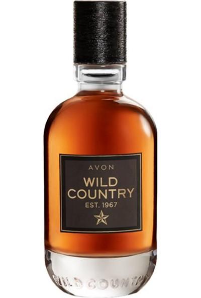 Avon Wild Country Erkek Parfüm Edt 75 ml