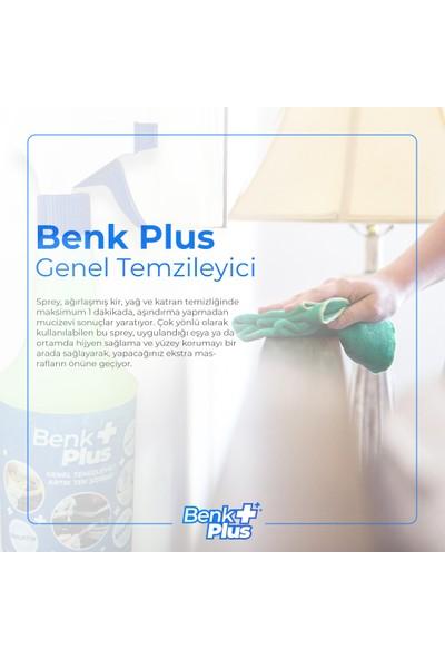 Benk Plus Genel Temizleyici Leke ve Kir Çıkarıcı 1000 ml