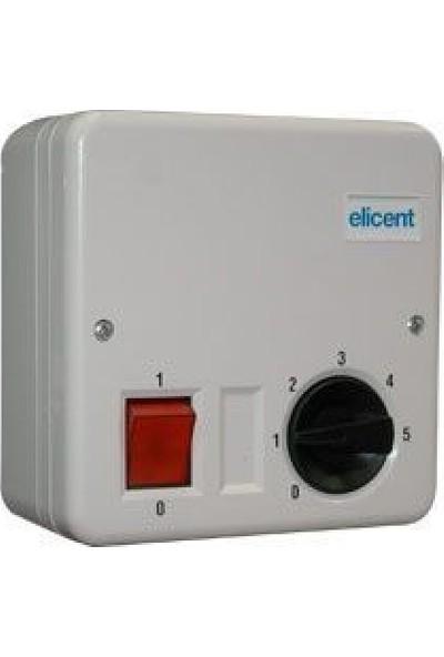 Elicent Rvs Hız Anahtarı