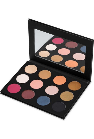 New Well Derma Cover Eyeshadow Palette 61