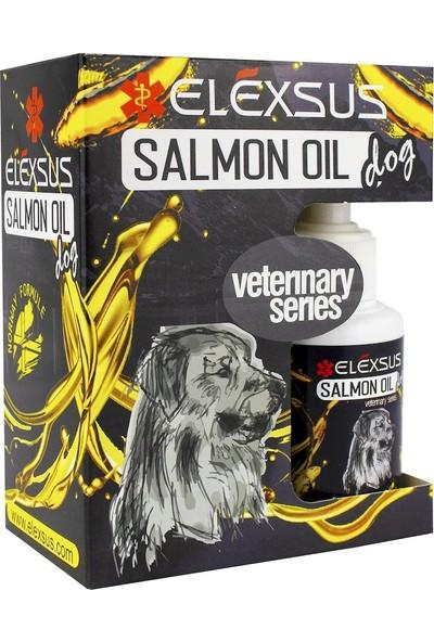 Elexsus Köpek Somon Yağı+E Vitamini Tüy Döküm Önleyici 100 ml Skt2