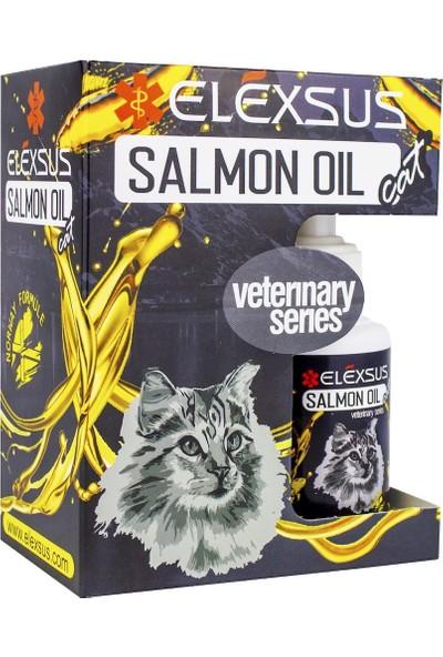 Elexsus Kedi Somon Yağı+E Vitamini Tüy Döküm Önleyici 100 ml