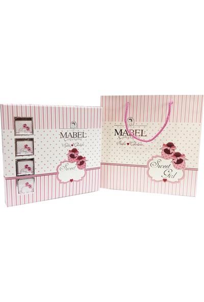 Mabel Sweet Girl Pembe Bebek Çikolatası Hediyelik Kutu 320 gr