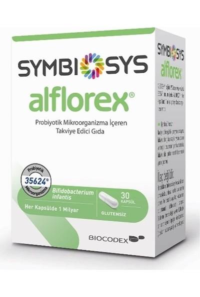 Biocodex Symbiosis Alflorex Probiyotik 30 Kapsül