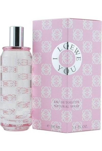Loewe I Loewe You Edt 100 ml Kadın Parfümü