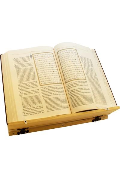 Has Mob Hasmob Ahşap Kitap Okuma Standı