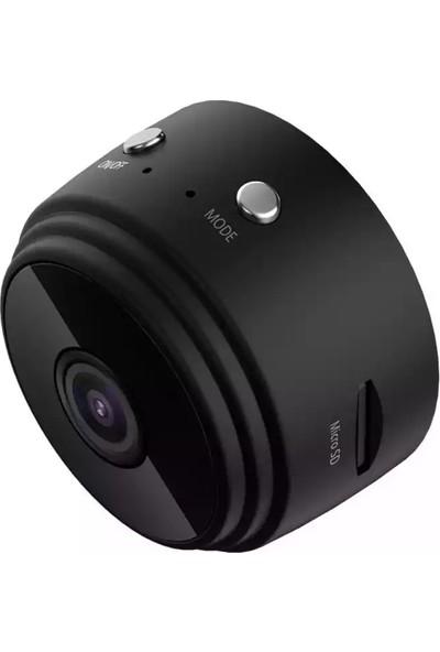 A9 Full Hd Kablosuz Gizli Mini Ip Kamera