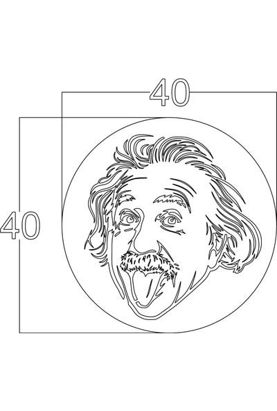 Mingitav Einstein Duvar Dekoru