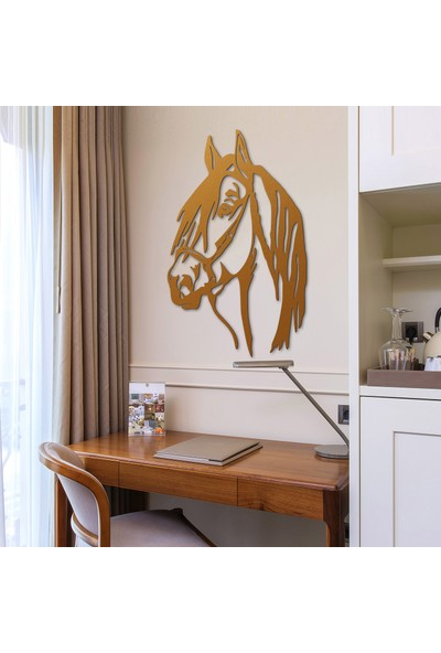 Mingitav Horse Duvar Dekoru