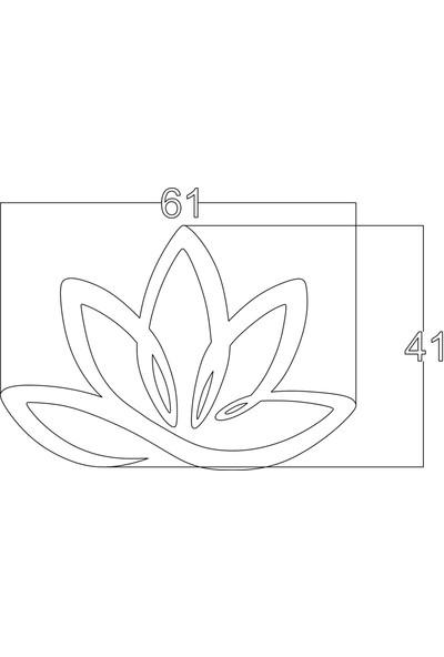 Mingitav Lotus Duvar Dekoru