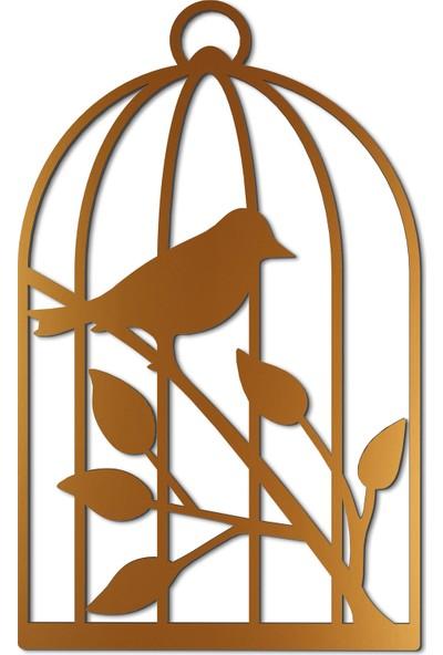 Mingitav Bird Cage Duvar Dekoru