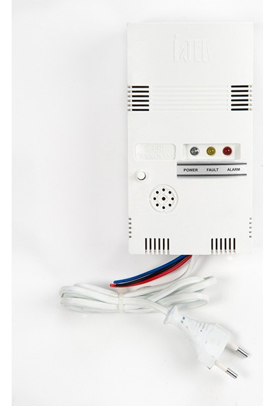 Itek Fxd-Co Karbonmonoksit Gaz Alarm Dedektörü