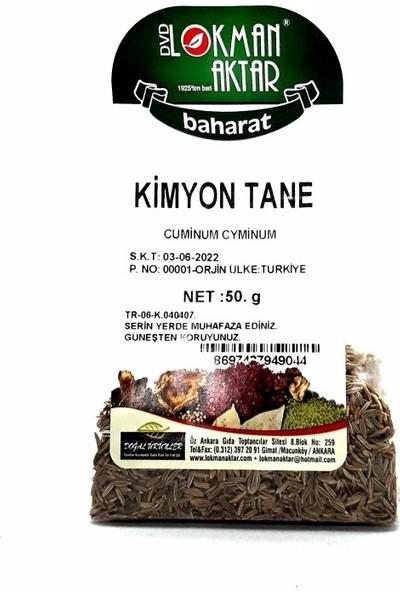 Agt Trakya Bakliyat Lokman Kimyon Tane 50 gr