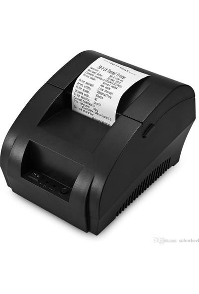 Zjiang USB Termal Makbuz ve Fiş Yazıcısı 58MM