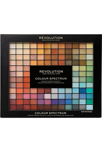 Revolution Colour Spectrum 196 Far Paleti Set