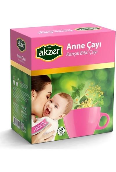 Akzer Anne Çayı 60 Süzen Poşet