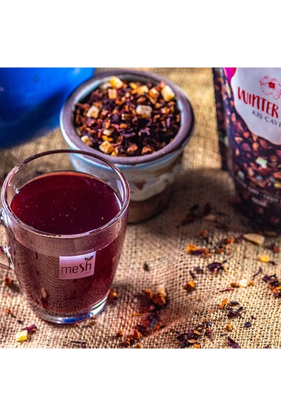 Essavera Mesh Stick Kış Çayı 100 gr