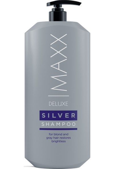 Maxx Deluxe Silver Şampuan
