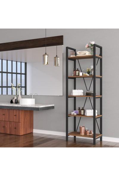 Wood House Açelya Banyo Dolabı