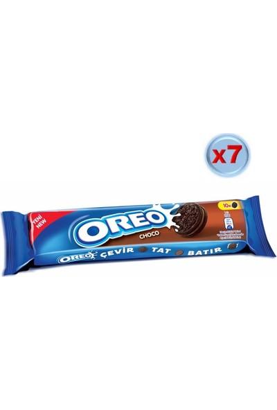 Oreo Çikolatalı 95 gr 7'li Paket