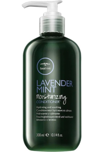 Paul Mitchell Tea Tree Lavender Mint Ne mlendirici Krem 300 ml